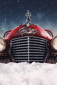 Fargo as Rabbi Milligan