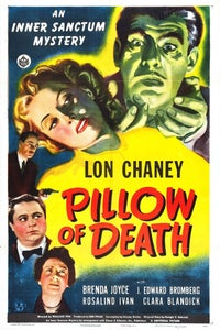 Pillow of Death as Amelia Kincaid