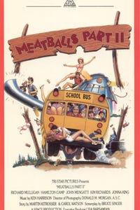 Meatballs Part II as Albert/Hara Krishna