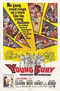 Young Fury as Sally Miller