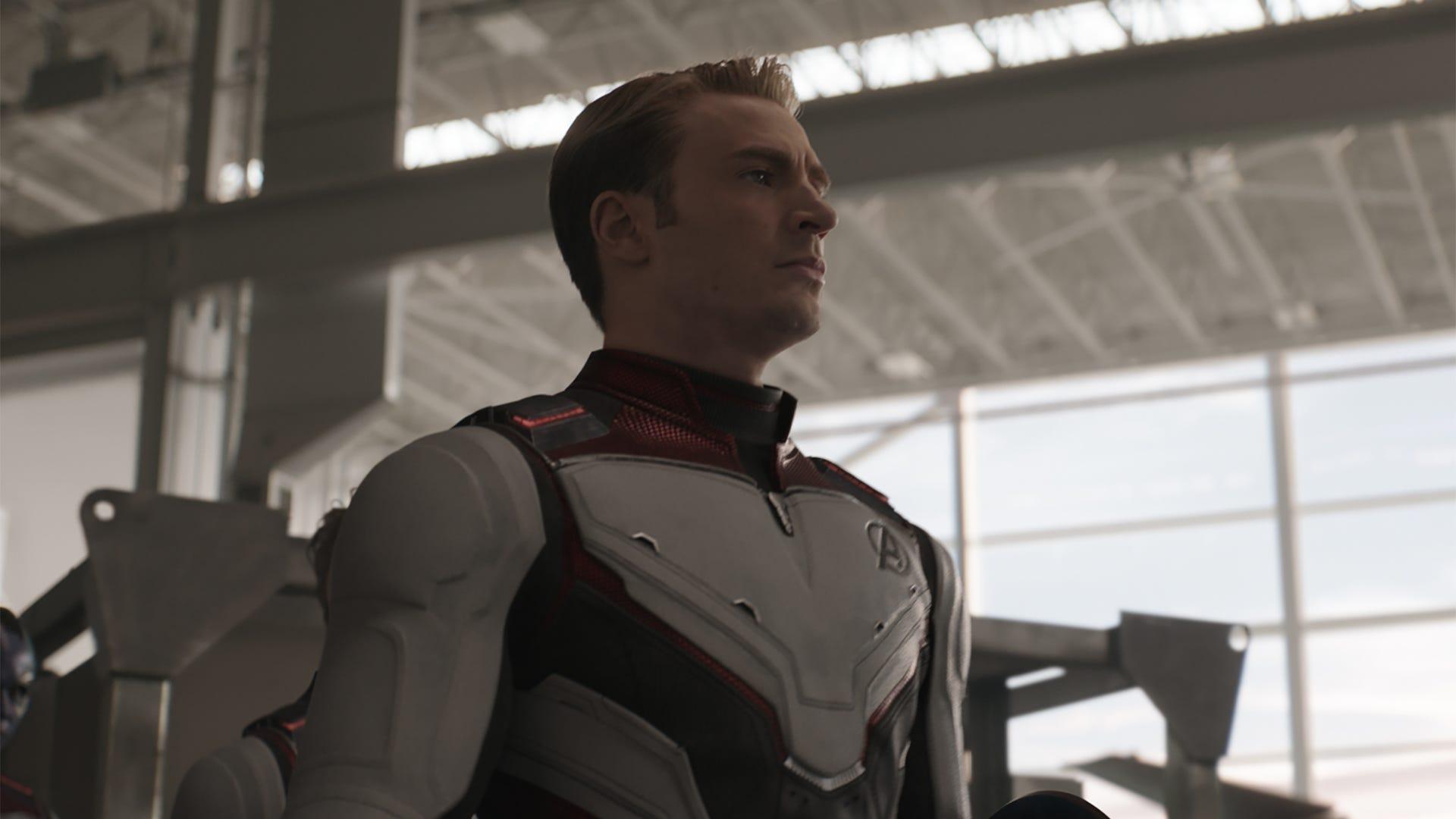 Chris Evans, Avengers: Endgame