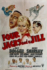 Four Jacks and a Jill as Counter Girl