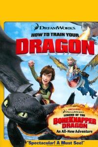 Legend of the Boneknapper Dragon as Stoick