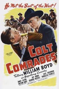 Colt Comrades as Jebb Hardin