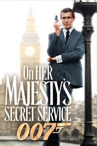 On Her Majesty's Secret Service as Tracy