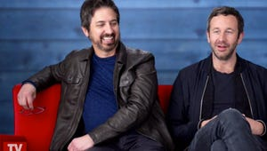Get Shorty Stars Ray Romano, Chris O'Dowd Reveal the Pros and Cons of Playing Tough Guys