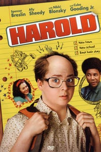 Harold as Shelly Clemens