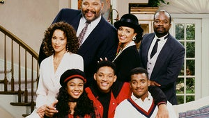 The Fresh Prince of Bel-Air Cast Reunited and It's Making Our Day