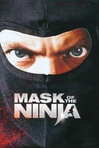 Mask of the Ninja as Jack Barrett