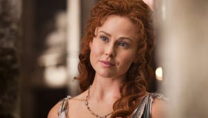 Spartacus Burning Questions of the Damned: Will the Rebels Accept Laeta?
