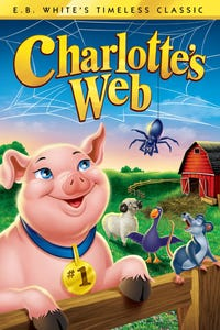 Charlotte's Web as Charlotte
