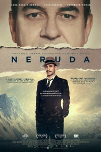 Neruda as Óscar Peluchonneau