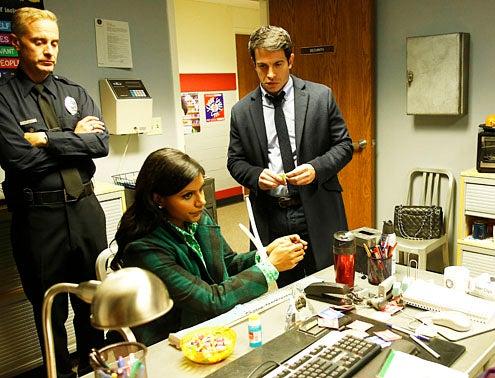 "The Mindy Project - Season 1 - ""Teen Patient"" - Chris Messina, Mindy Kaling"