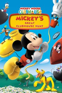 Mickey's Great Clubhouse Hunt as Mickey Mouse