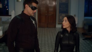 The Flash's Hartley Sawyer Teases Ralph's 'Obsession' With Sue and Blackhole Answers