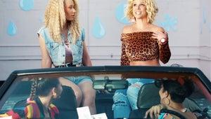 "VIDEO: Iggy Azalea and Britney Spears Go Totally '80s for ""Pretty Girls"""