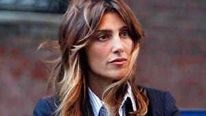 """On the Set: Jennifer Esposito, Blue Bloods' New Cop on the Block, Feels """"at Home"""""""