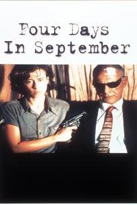 Four Days in September as Mowinckel