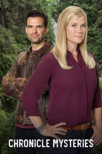 "Chronicle Mysteries as Roberta ""Robbie"" McPherson"