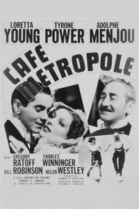 Cafe Metropole as Attendant