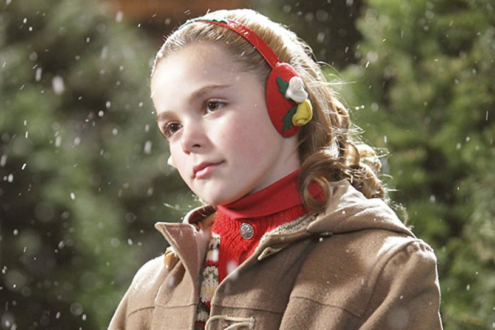 "Mad Men - Season 4 - ""Christmas Comes but Once a Year"" - Kiernan Shipka"