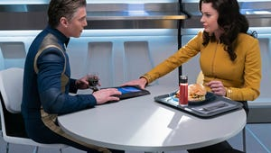 Star Trek: Discovery Will Explore Number One's Relationship with Captain Pike