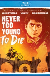 Never Too Young to Die as Carruthers, Velvet Von Ragner