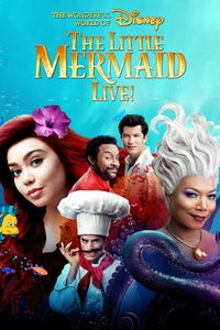 The Wonderful World of Disney Presents The Little Mermaid Live! as The eccentric French cook