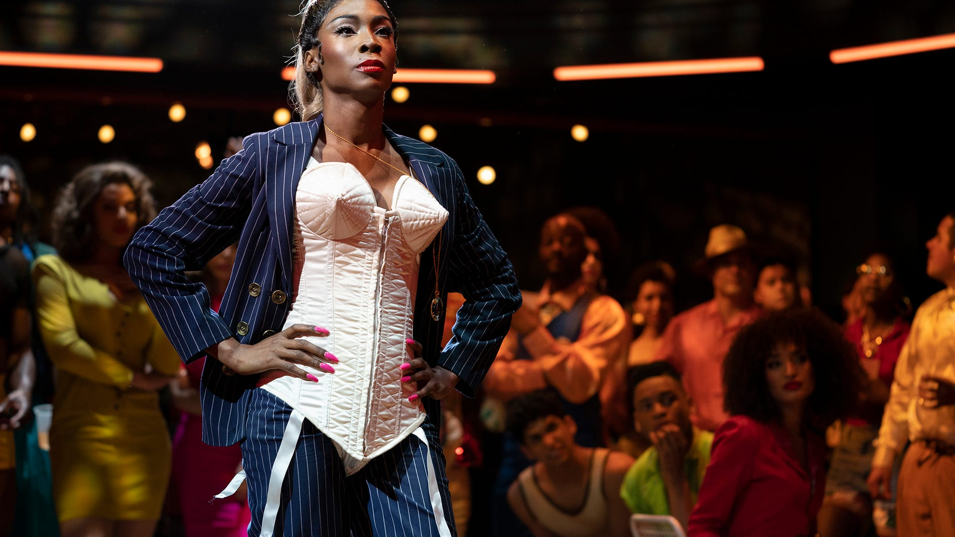 Angelica Ross, Pose