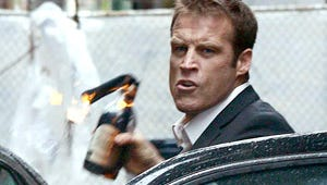 Mark Valley Talks About Being in the Bull's Eye of Human Target