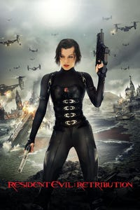 Resident Evil: Retribution as Dr. Isaacs