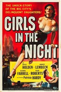 Girls in the Night as Chuck Haynes