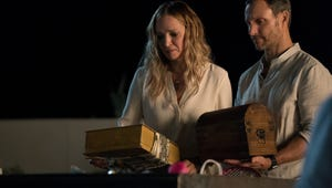 Here's Your First Look at Uma Thurman and Tony Goldwyn's New Netflix Horror Series Chambers