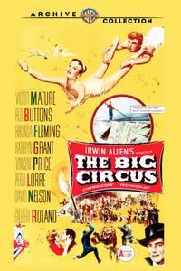 The Big Circus as Hans Hagenfeld