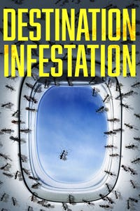 Destination: Infestation as Jamie Ross