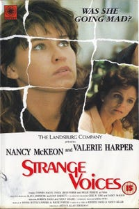 Strange Voices as Nicole Glover