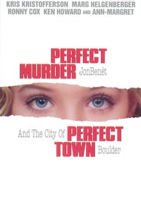 Perfect Murder, Perfect Town as Det. Patterson