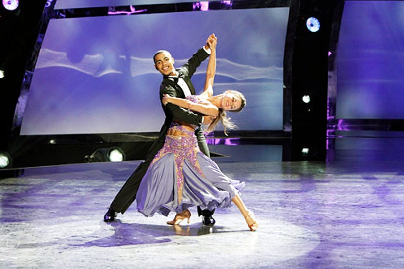 So You Think You Can Dance - Season 9 - George Lawrence II and Tiffany Maher