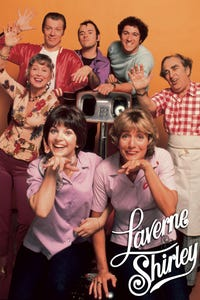 Laverne & Shirley as Man