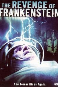 The Revenge of Frankenstein as Margaret