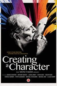 Creating a Character: The Moni Yakim Legacy