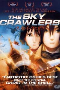 The Sky Crawlers as Suito Kusanagi