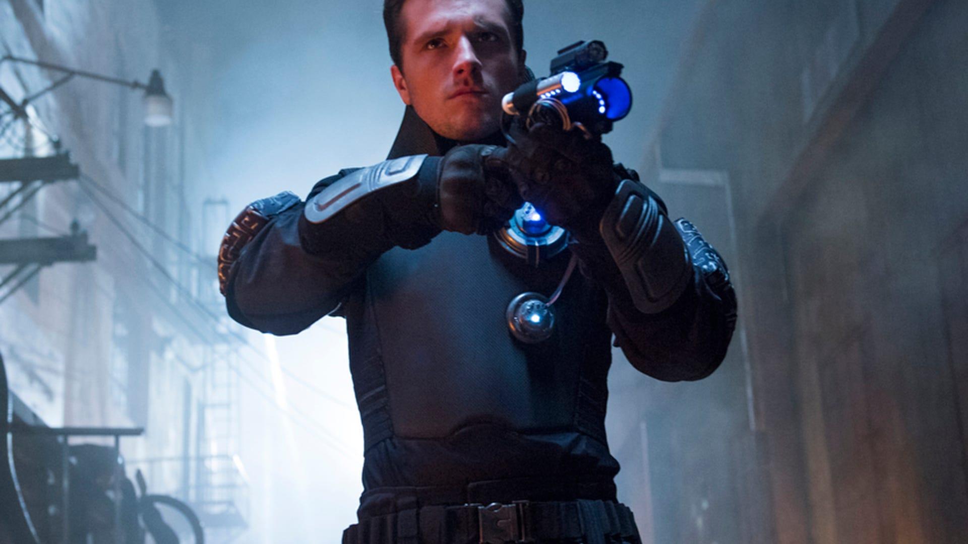 Josh Hutcherson, Future Man