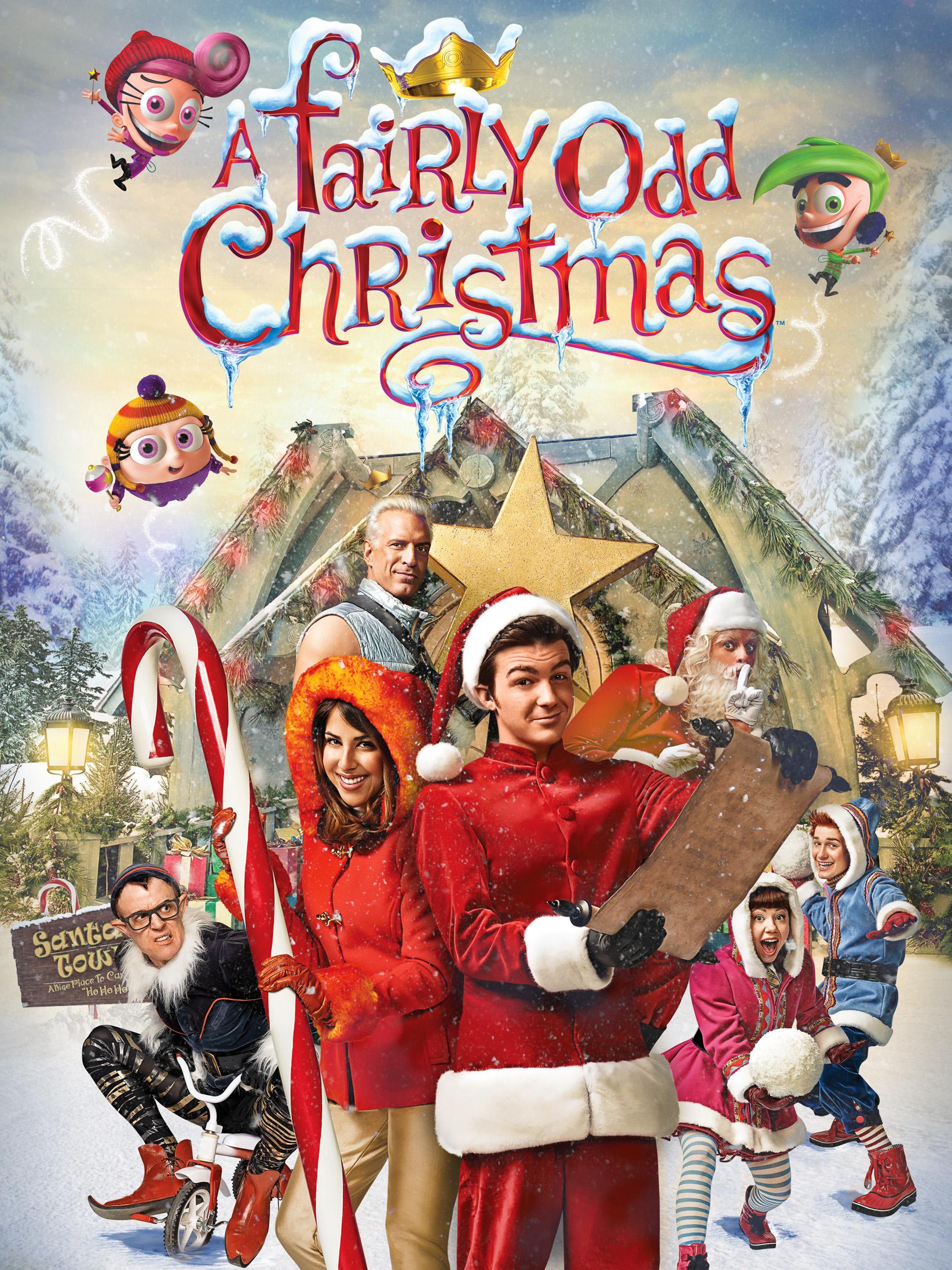 A Fairly Odd Christmas as Mr. Crocker