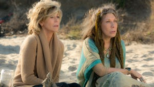Jane Fonda and Lily Tomlin Say They're Okay with Grace and Frankie Gender Pay Disparity