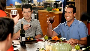 New Girl First Look: Rob Riggle and Max Greenfield Battle to Be the One True Schmidt