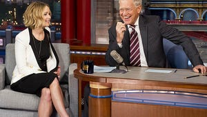 Watch Jennifer Lawrence Demonstrate Her (Horrible) Singing Skills on The Late Show