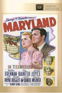 Maryland as William Stewart