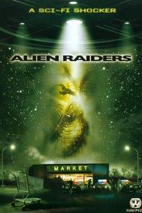 Alien Raiders as Logan