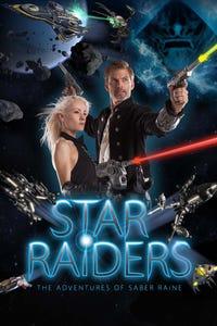 Star Raiders: The Adventures of Saber Raine as Saber Raine